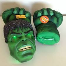 28 off accessories the hulk light up u0026 talking halloween