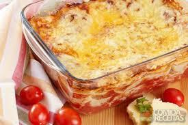 Receita de Lasanha tradicional - Comida e Receitas