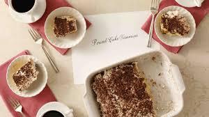 pound cake tiramisu