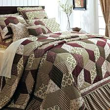 rustic cottage quilts rustic cabin quilt patterns large size of