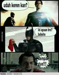 Meme Superhero - 16 meme film batman v superman ini kocak banget bikin ngakak terus