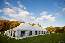 tent rentals high peak century tent rentals offer high ceilings in a