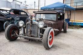 ford rod infinite garage