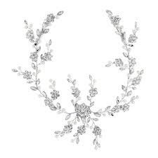 jon richard jon richard flower and pearl hair vine jewellery from