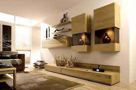 home design living room wall mount lcd tv cabinet decoration