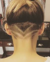womens short hairstyles to hide hearing aids love that this undercut shows off her hearing aids hair and