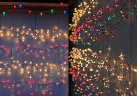 twinkle lights make your own damage free twinkle light wall for the holidays