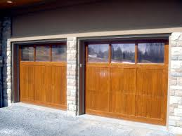 garage doors custom wood and custom garage doors