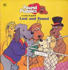 pound puppies in lost and found teddy slater pat paris