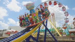 How Many Rides Does Six Flags Have Three New Rides Open At Six Flags This Weekend Kens5 Com