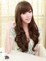 top cute hairstyles for long hair feathered haircut for long hair