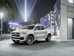 mercedes truck and mercedes reveals luxury truck