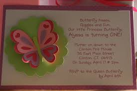 butterfly birthday party invitation wording u2014 criolla brithday