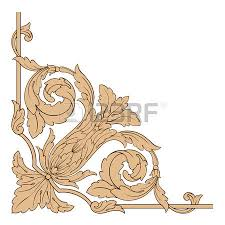 acanthus ornament stock photos pictures royalty free acanthus