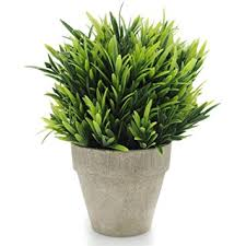 artificial plants velener artificial plants mini potted grass