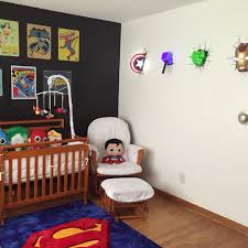 Superman Bedroom Accessories by Baby Nursery Superheroes Avengers Marvel Superman Baby Boy Baby