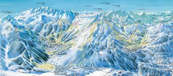 Zagreb Map Risoul 1850 Map 0 Open Ski Lift Winter Sports Com