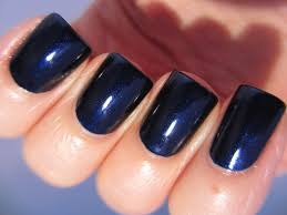 naily perfect orly in the navy swatch
