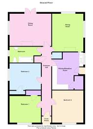Bungalow Ground Floor Plan by Bungalow For Sale Pleasant Row Clehonger Hereford Pdf Brochure