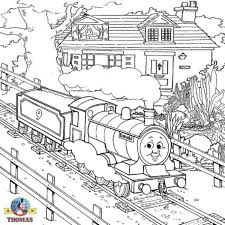 henry train color book pictures to pin on pinterest pinsdaddy