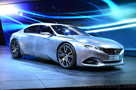 peugeot cars 2017 second generation 2017 peugeot 508 rendering
