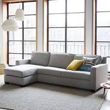 West Elm Sofa Bed Best 25 Sleeper Sectional Ideas On Pinterest Sectional Sofa