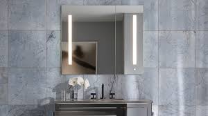 Good Looking Bathroom Lighting Over Medicine Cabinet Bedroom Ideas Lighted Bathroom Mirror Cabinets With Good Domestic And Mirrors For 9