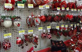 Christmas Decoration In Home File Christmas Decorations In A Store Assorted 9 Jpg Wikimedia