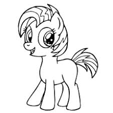 coloring page pony top 55 my pony coloring pages your toddler will to color