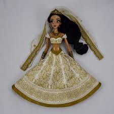 limited edition aladdin jasmine 17 u0027 u0027 wedding doll u2026 flickr