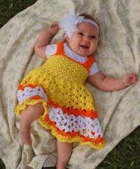 Infant Halloween Costume Patterns Crochet Baby Candy Corn Costume Annabellasbabyshop Etsy