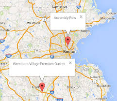 assembly row map outlets around downtown boston fyi boston