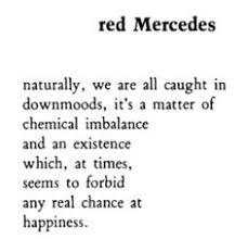 mercedes charles kerouac tête à tête o day words and