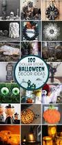 halloween tea towels 100 dollar store halloween decor diy ideas prudent penny pincher