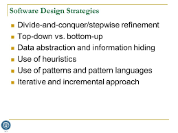 software design pattern strategy software design process ppt video online download