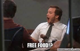 Free Food Meme - food