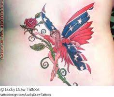 rebel flag tattoos for women butterfly tattoo with rebel flag