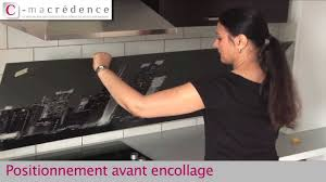 pose d une credence cuisine simple cr dence cmacr