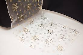 gold christmas table runner xmas themed organza table runners products available from decortrader