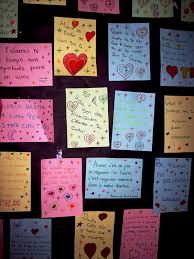 imagenes de carteles de amor para mi novia hechos a mano educación plástica galería de actividades san valentín 2011 2012