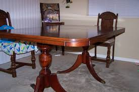 Antique Dining Room Table by Antique Dining Furniture Styles Modrox Com