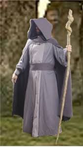 druidic robes wizards witches