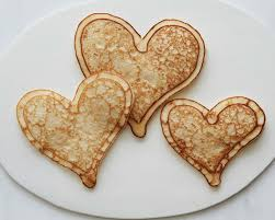 heart shaped crackers food network heart shaped foods for s day