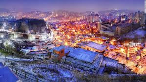 south korea in photos 40 most beautiful places cnn travel