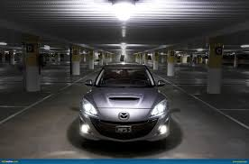 mazda 3 mps ausmotive com mazda3 mps shows its face down under