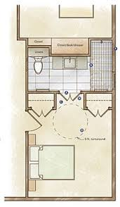 bathroom adjustments interesting floor plans ada requirements