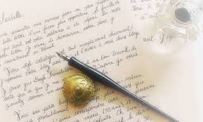 writing on lined paper the jane austen letter writing society july 2016 i do not like my hand writing i really need to get some lined paper to put under my writing and then there are the cross throughs
