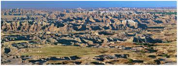 badlands national park map badlands national park on guidebook