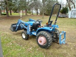 new holland tc21 needs a little repair