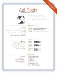 Resume Design Template Free Download Curriculum Vitae Design Template Vector Free Download